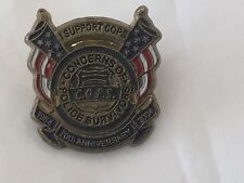 C.O.P.S Concerns of Police Survivors 20th Anniversary 2004 lapel pin