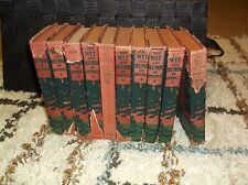 TEN VOLUME SET THE WIT AND HUMOR OF AMERICA  EDITED BY WILDER FUNK & WAGNALLS CO