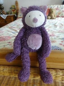 "MOULIN ROTY Mia Cat The Purple Zazous 13"""