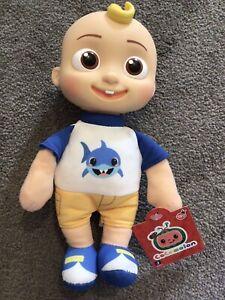 Cocomelon Plush - Toddler JJ