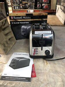 Russell Hobbs Futura 2-Slice Toaster 18780 Dented