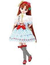 Takara Tomy Licca chan dress Wonderland Japan import