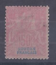 Colonies françaises - Soudan fr - n° 13*