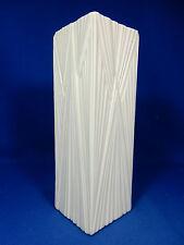 70´s Pop Art Rosenthal Studio línea martin Freyer relief porcelain jarrón 2966