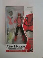 Hasbro Power Rangers Lightning Collection Beast Morphers Red Ranger 6in Action ?