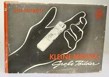 Rolf Kasemeir Kleine Minox Subminiature Spy Camera Manuals User Guide German