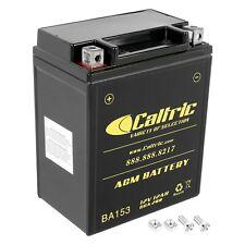 Caltric AGM Battery for Yamaha Moto-4 YFM200 YFM225 YFM350 1985-1995 / 12V 12Ah