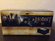 The Hobbit - Trilogy (Limited Edition Wooden Box - Blu-ray 3D/2D + DVD)