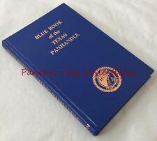 Blue Book of the Texas Panhandle Biographical Dictionary Genealogy Texana
