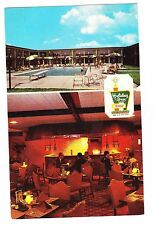 HOLIDAY INN---MACON GEORGIA POSTCARD