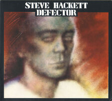 STEVE HACKETT Defector 2016 33-track Deluxe remastered 2CD & DVD NEW/SEALED