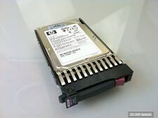 HP HDD 36gb sas 2.5 SFF 10k Hot-plug disco duro 375859-b21, 375696-001, Artículo nuevo