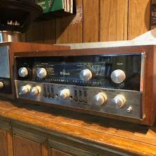 McIntosh C22 vintage tube preamp restored near mint