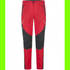 MONTURA FREE K PANT - MPLFS2X - Col.10 Red-S