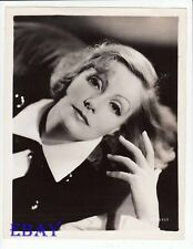 Greta Garbo sexy classy lady VINTAGE Photo