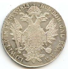 Autriche François I (1792-1835) Thaler 1815 A Vienne KM 2161
