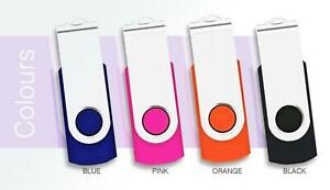 USB 2.0 High Speed Memory Stick Flash Pen Thumb Drive 1GB / 8GB/16GB UK Seller