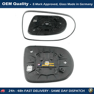 Heated  Mirror Glass with For Lexus RX350 FITS To 2009 to 2020, RHS