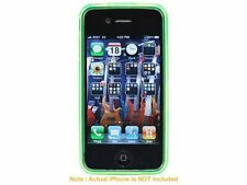 Monoprice TPU Case for iPhone 4 Green