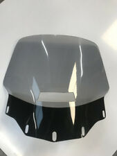 Honda GOLDWING GL1500 Clear/LIGHT GREY with cut out for vent touring screen