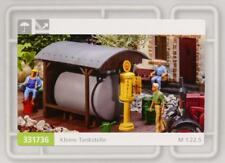 Pola 331736 G - kleine Tankstelle NEU & OVP