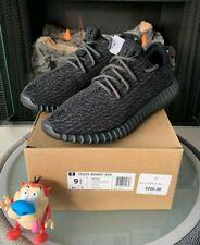 Adidas Yeezy Boost 350 Pirate Black 2016 9-11 New DS Air Kanye Off-White V2 Nigo