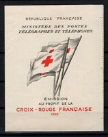 CS144160/ FRANCE / RED CROSS BOOKLET / Y&T # 2004 MINT MNH – CV 560 $