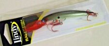 "LINDY RALLY FISH, WOUNDED OLIVE, 3.5"", 3/8 oz, RATTLING, DEEP DIVING LURE"