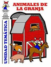 Animales de la Granja Unidad Tematica : Farm Animal Thematic Unit in Spanish...