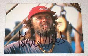 Arved Fuchs AUTOGRAMM Autogrammkarte Fotokarte Foto signiert signed