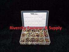 Small Head Flange Nut & Bolt Screw Assortment Kit M6, M8, M10 Metric Grade 10.9