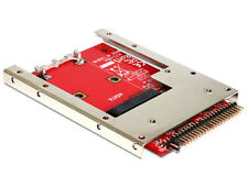 62495 DELOCK convertidor IDE 44 pin > MSATA con 2.5? marco de memoria-controlle ~ d ~