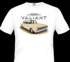 VALIANT  AP5  SEDAN  QUALITY WHITE TSHIRT  (6 CAR COLOURS)  BIG  FIT