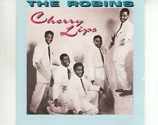 CD THE ROBINS	cherry lips	NEAR MINT (B3046)