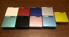 ~USA SELLER~ Game Boy Advance SP Shell Replacement Housing Gold Blue Red Pink