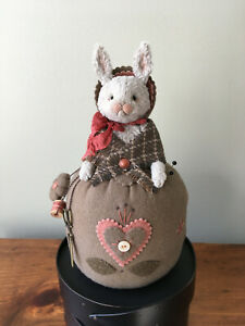 Lori Ann Corelis Pin Cushion Rabbit