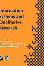 Information Systems and Qualitative Research (IFIP Advances in Information and C