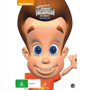 Jimmy Neutron Boy Genius - Season 1 DVD