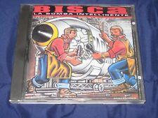 CD BISCA LA BOMBA INTELLIGENTE 1° EDIZIONE NO BARCODE