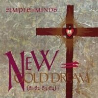 SIMPLE MINDS - NEW GOLD DREAM (REMASTER 2016)   CD NEU