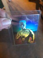 1991 Impel Wrestling cards WCW Sting Hologram RARE WWE NWA TNA HOF
