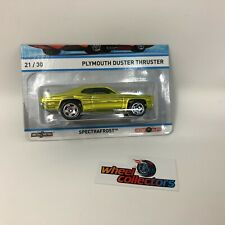 Plymouth Duster Thruster * Hot Wheels Cool Classics w/ Cut Card * JC9