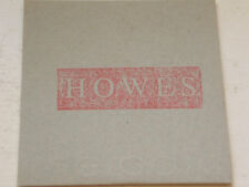 Howes ‎– 3.5 Degrees Neuf Mélodique‎ Cdr Promo Album Idm / Experimental