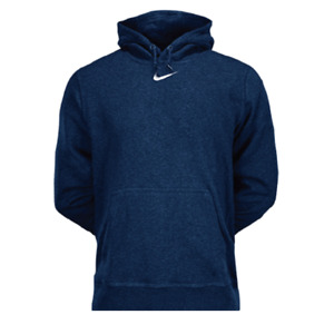 NWT Nike Youth Team Fleece Hoodie. Size: YL. Color Navy
