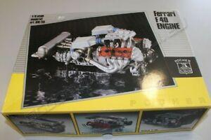 *ULTRA RARE* 1:8 Kit POCHER Ferrari F40  ENGINE (A Monter)