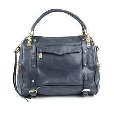 Rebecca Minkoff Cupid Satchel GRAPE Light Gold 10HILLCHO2 purple purse handbag