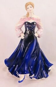 Royal Doulton Joanna HN5381 2010 Figure of the Year **signed Michael Doulton**