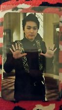 Super junior sungmin opera Japan jp japan OFFICIAL Photocard Kpop K-pop