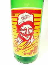 vintage ACL Soda POP Bottle: SUN DROP / DALE EARNHARDT / GOLDSBORO, N.C - 12 oz.
