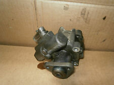 FIAT MULTIPLA 2005 MK2 1.9 JTD PAS POWER STEERING PUMP 46763561 / 7613955505